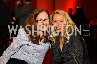 Sandy Werness, Kelly Lovallo. Every Kid's a Rock Star. Photo by Tony Powell. Ritz Carlton Tysons. February 27, 2011