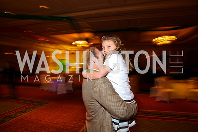 Robert and Sophia Londeck. Every Kid's a Rock Star. Photo by Tony Powell. Ritz Carlton Tysons. February 27, 2011