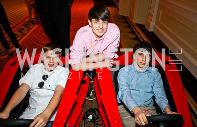 Weston Simonides, Zach Seal, Alex Parseghian. Every Kid's a Rock Star. Photo by Tony Powell. Ritz Carlton Tysons. February 27, 2011