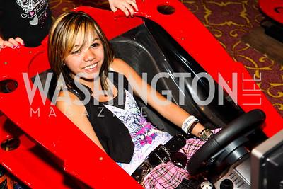 Chesaa Caide. Every Kid's a Rock Star. Photo by Tony Powell. Ritz Carlton Tysons. February 27, 2011