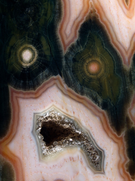Ocean Jasper Face 3