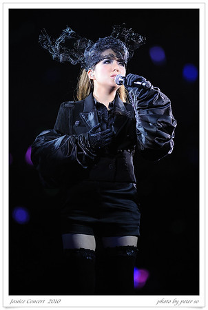 Fairy Janice 2010 Concert