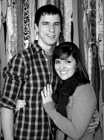 Faith + Chris// Engaged!