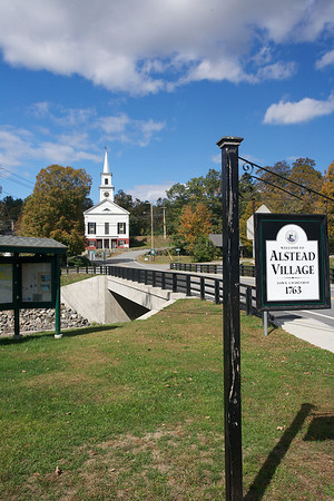 Alstead Village, NH