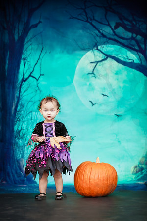 Halloween MIni Session-3