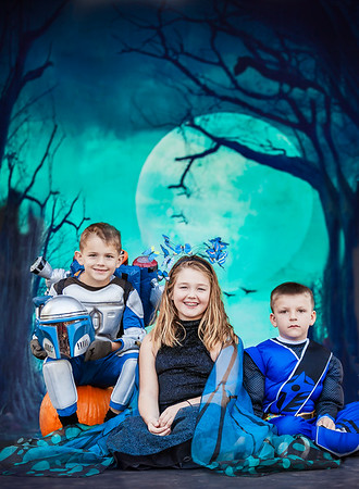 Halloween MIni Session-11