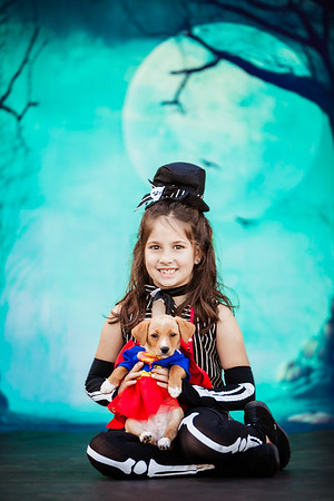 Halloween MIni Session-15