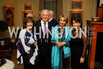 Didi Cutler, Robert Haseltine, Maria Felice Mekouar, Joann Mason, Farewell to the Mekouars, September 6, 2011, Kyle Samperton