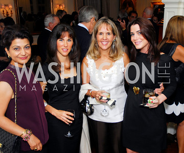 Shamin Jawad,Veronica Sarukhan,Isabel Ernst,Jacqueline Mason, Farewell to the Mekouars, September 6, 2011, Kyle Samperton