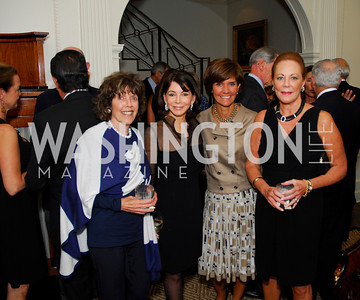Didi Cutler, Joann Mason, Capricia Marshall, Diane Flamini, Farewell to the Mekouars, September 6, 2011, Kyle Samperton