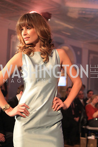 Fashion Takes Flight 2011 - A Night to Benefit Luke's Wings at The Adams Morgan Mansion. Photo by Alfredo Flores. January 28, 2011.