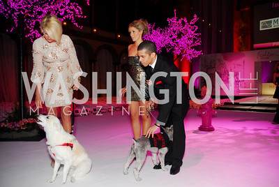 Julie Sharklin,Marielle Shortell,Lawrence O'Neal,Fashion for Paws,April 9,2011,Kyle Samperton