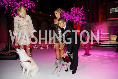 Julie Sharklin,Marielle Shortell,Lawrence O'Neal,Fashion for Paws,April 9,2011,Kyle Samperton