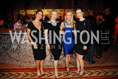ChrIstine Swanson,Lana Orloff,Cindy Jones,Carolina Furukrona,Fashion for Paws,April 9,2011,Kyle Samperton
