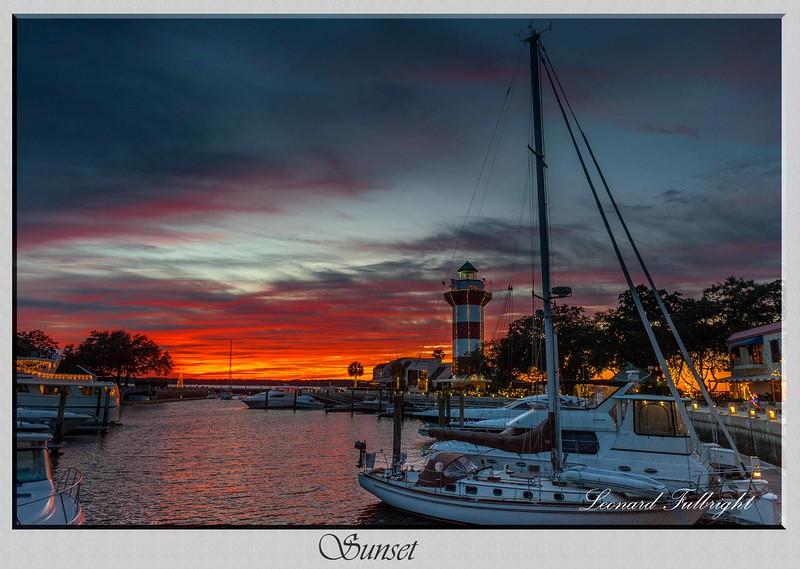 Sunset Harbor Town LQ