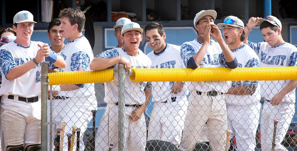 . St. Paul High vs Walnut High at Walnut\'s campus field May 21, 2015.   (Photo by Leo Jarzomb/Whittier Daily News)