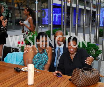 Xanya Sanders,Henry Mosley,Joyce  Watson,Fiesta del Sol at Mio,August 4,2011,Kyle Samperton