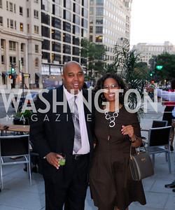 Ray Anderson,Michelle Jackson,Fiesta del Sol at Mio,August 4,2011,Kyle Samperton