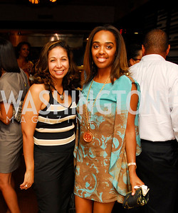 Cheryl Arceneaux,Therese Reese,Fiesta del Sol at Mio,August 4,2011,Kyle Samperton