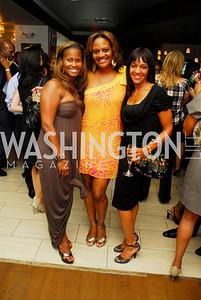Lynne Lightfoote,Chinyere Hubbard,Stephanie Wiggins,Fiesta del Sol at Mio,August 4,2011,Kyle Samperton