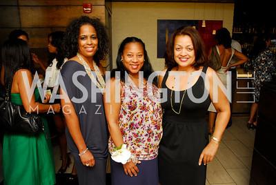 Khaisha Charles,Montina Anderson,Queenie Plater,Fiesta del Sol at Mio,August 4,2011,Kyle Samperton