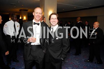 Pat Niehaus,Jim McNerney,November 10,2011,Fight Night 2011,Kyle Samperton