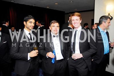 Vinoda Basna,Dan Turton,Peter Abar,November 10,2011,Fight Night 2011,Kyle Samperton
