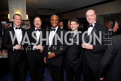 Ben Walker,Jay Brozost,Larry Dunacan,Zach Sherman,Gordy Schnabel,November 10,2011,Fight Night 2011,Kyle Samperton