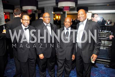 Chauncy Foust,Wendell Bugg,Charles Rice,Sidney Evans,,November 10,2011,Fight Night 2011,Kyle Samperton