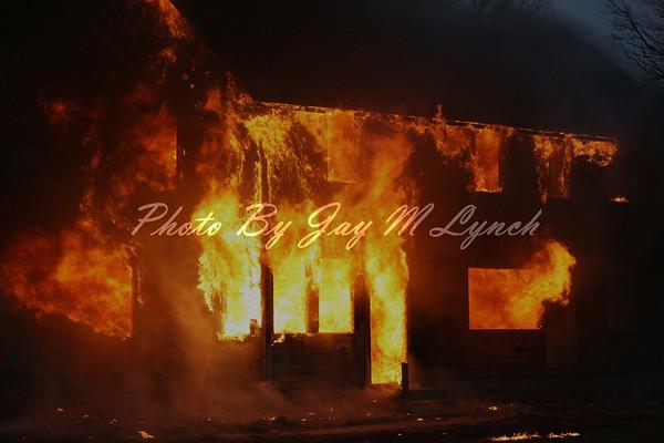 Alabama FD - Controlled Burn - 2320 Judge Rd - January 2, 2011