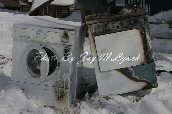 LeRoy FD - Dryer Fire - 25 West Main St - March 24, 2011