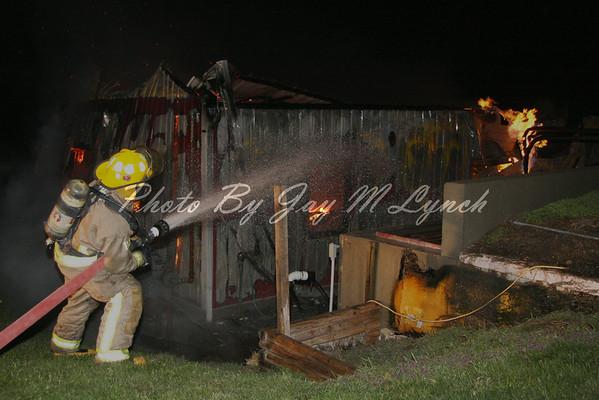 York FD - Digester Fire - 2813 Stewart Rd - April 17, 2011