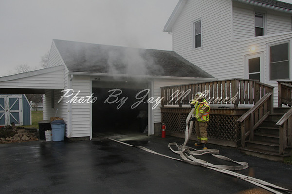 York FD - Dryer Fire - 2514 Old State Rd - April 6, 2011