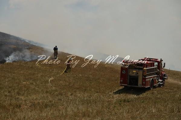 York FD - Grass Fire - 2585 River Rd - July 23, 2016