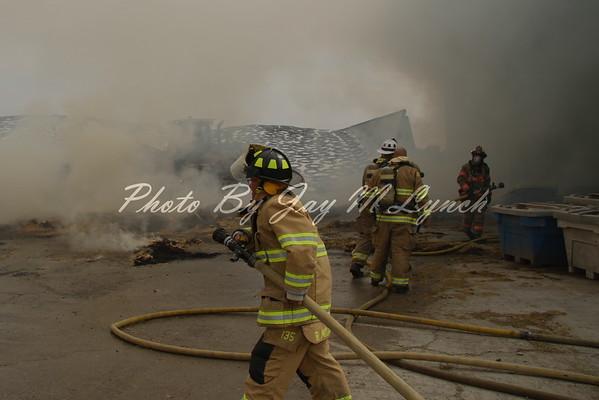 York FD - Structure Fire - 2413 Craig Rd -September 7, 2016