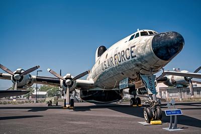 Lockheed C-121 Constellation
