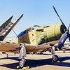 (A-1E) Skyraider Aerospace Museum of California