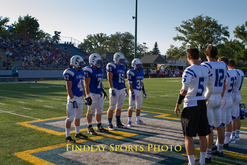 2013 FHS VFB vs Anthony Wayne 008