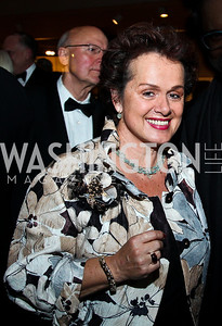 Liechtenstein Amb. Claudia Fritsche. Photo by Tony Powell. FAPE Dinner. East Wing Art Gallery. May 19, 2011