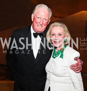 Robert and Marian Rosenthal. Photo by Tony Powell. FAPE Dinner. East Wing Art Gallery. May 19, 2011