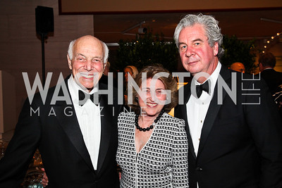 Robert Meyerhoff, Rheda Becker, Jack Shear. Photo by Tony Powell. FAPE Dinner. East Wing Art Gallery. May 19, 2011