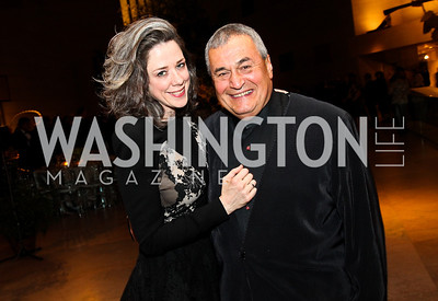 Heather and Tony Podesta. Photo by Tony Powell. FAPE Dinner. East Wing Art Gallery. May 19, 2011