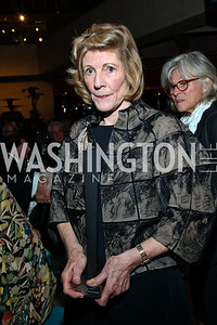 Agnes Gund. Photo by Tony Powell. FAPE Dinner. East Wing Art Gallery. May 19, 2011