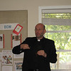 Fr. Daniel Findikyan gave a presentation on the symbols of the Divine Liturgy.