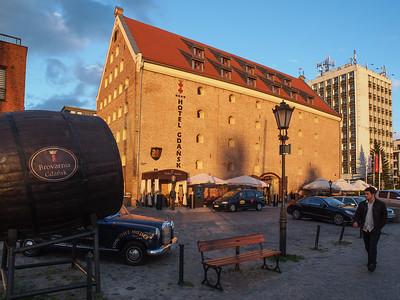 Hotel Gdansk.