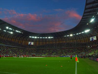 PGE Arena i Gdansk.
