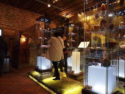 Raw Museum i Gdansk.