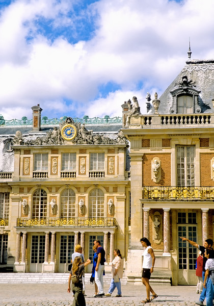 Palace of Versailles - Paris, France