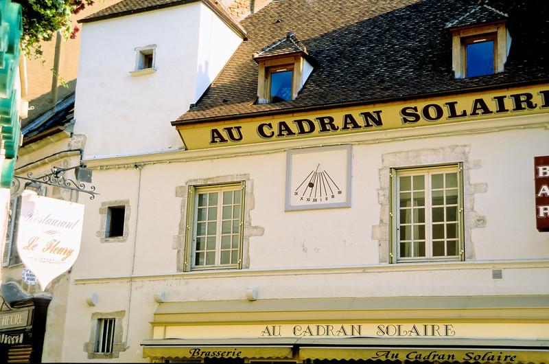 Restaurant detail - Nice, France