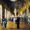Hall of Mirrors - Palace of Versailles - Paris, France